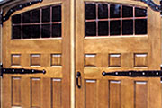 Custom Carriage Doors