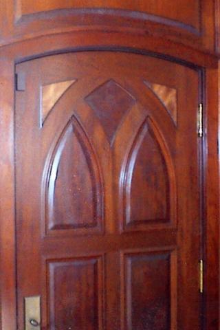 Custom Door For Church