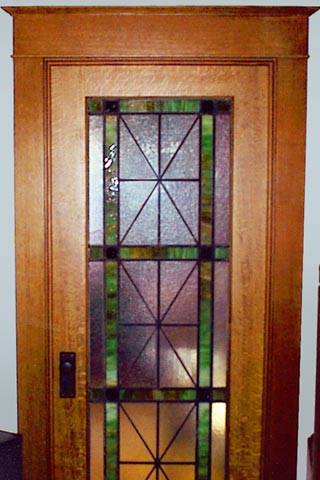 Custom Interior Wood Doors