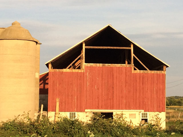 Removing Barn Board Siding
