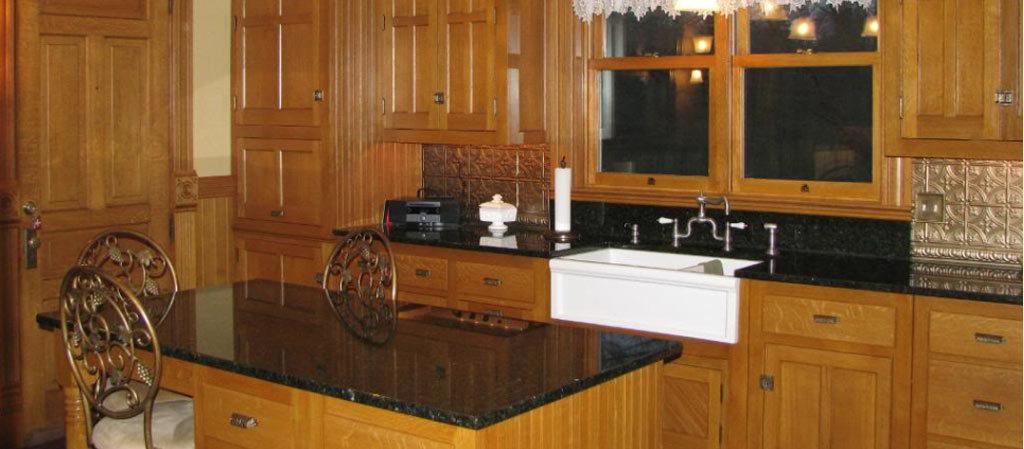 Victorian Kitchen Restoration
