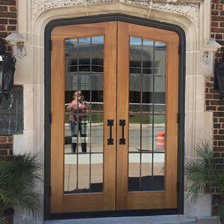 Entrance Door for The Howard