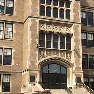 Washington High School, Milwaukee Wisconsin